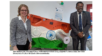 NORD Drivesystems opens third facility in Pune for producing large gearboxes