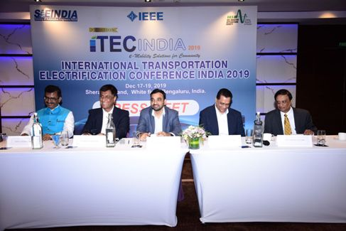 3rd iTEC India 2019 to discuss on 'eMobility Solutions for Community'