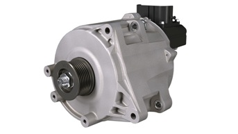 BorgWarner expands electric motor series with HVH 146