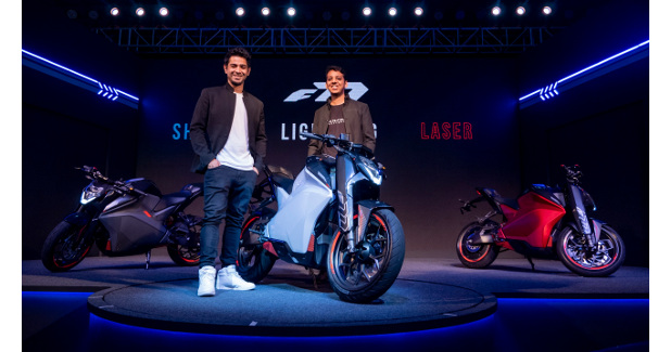 With TVS Motors, we see long term synergy in this partnership