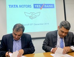 Tata Motors enters MoU with Yes Bank to introduce digital retail finance solutions
