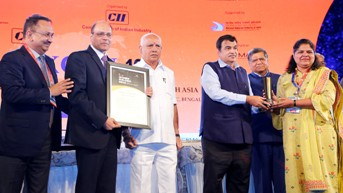 Cummins India bags EXCON Women Building India Awards- Inclusive Workplace- Equal Opportunity Award