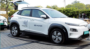 HMIL extends special services for its EV customers