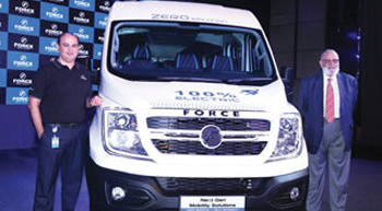 Force Motors unveils shared mobility platform – T1N