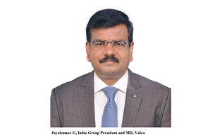 French firm Valeo appoints Jayakumar G as new India President and MD