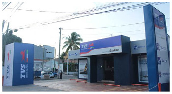 TVS Motor, CADISA open flagship showroom in El Salvador