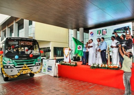 Tata Motors takes significant leap in alternative fuel technology with Starbus LNG