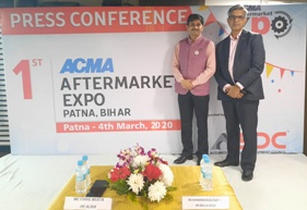 ACMA gears up for first Auto Components Aftermarket Expo in Patna
