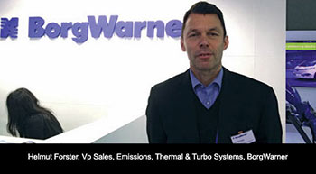 BorgWarner keeping a tab on India's hybrid and EV market