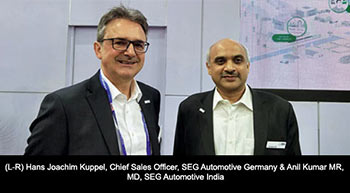 Market recovery to begin shortly:  SEG Automotive