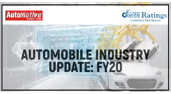 Automobile Industry Update: FY20