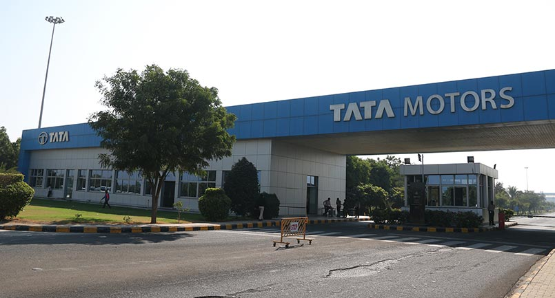 Tata Motors resumes operations in a calibrated manner