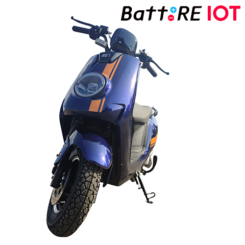 BattRe Electric launches IoT-based E-scooter