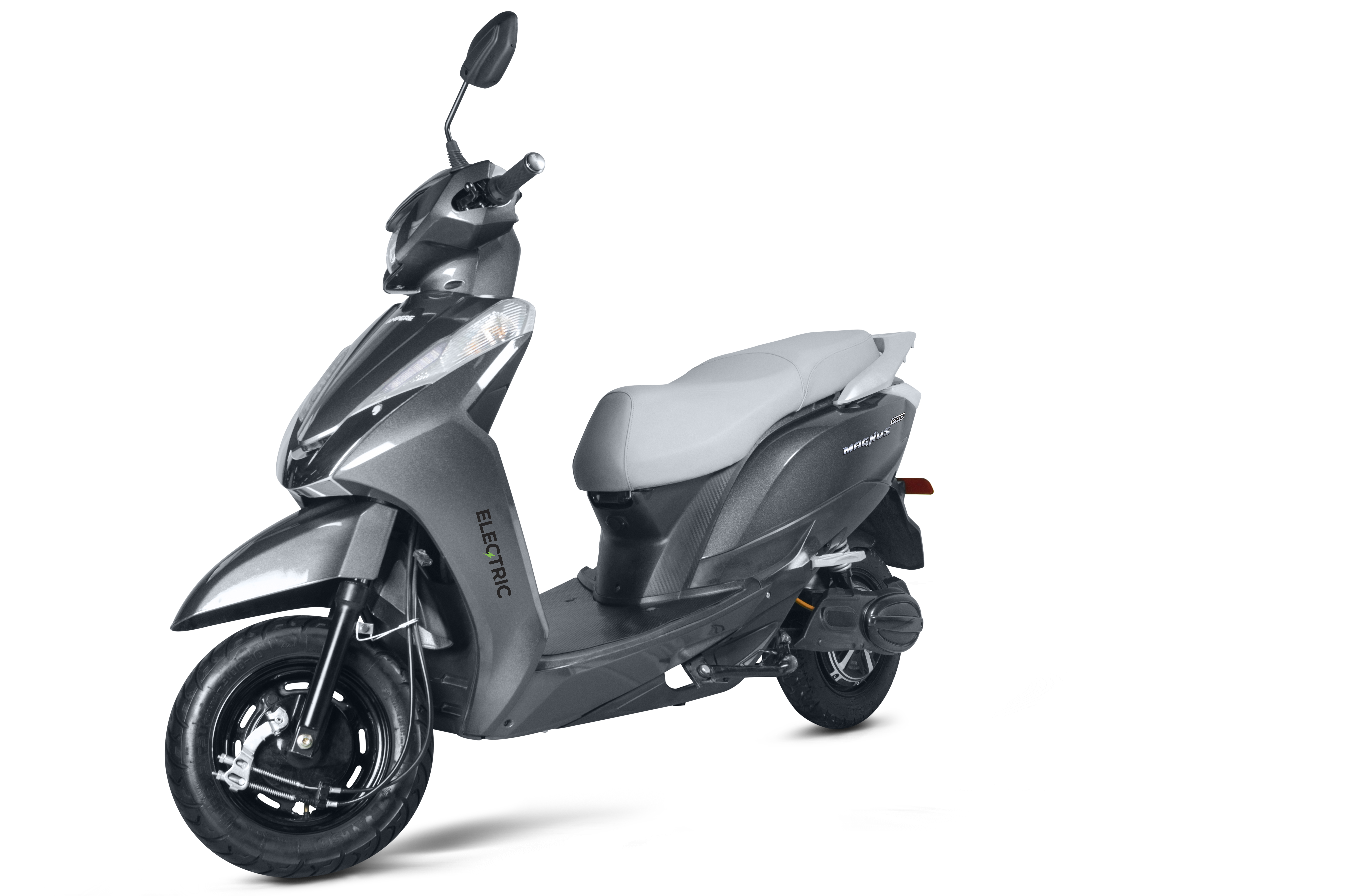 Ampere Vehicles launches e-scooter Magnus Pro