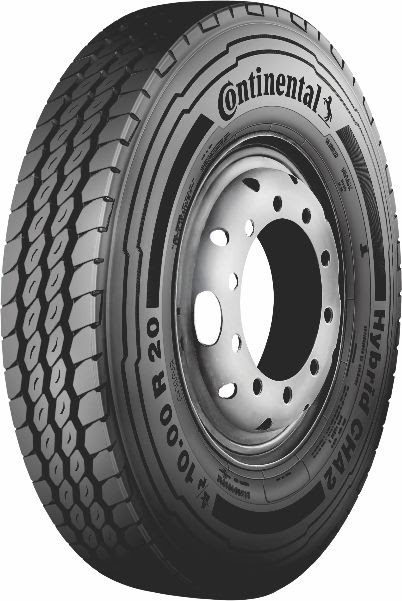 Continental launches hybrid CV tyres