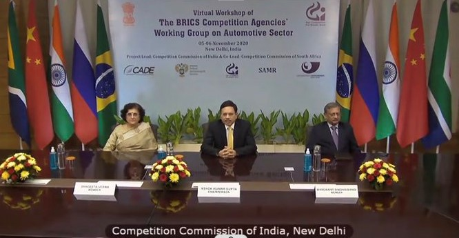 Competition Commission hosts virtual workshop with BRICS on automotive sector