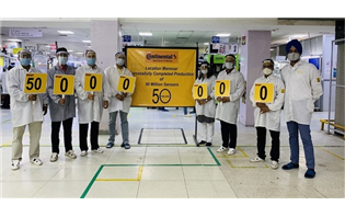 Continental India crosses 50 mn wheel speed sensors production milestone