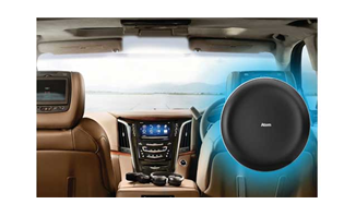 BreatheEasy introduces IQAir Atem Car air purifier in India