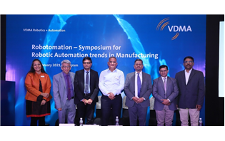 VDMA's Robotomation symposium tracks robotics trends in manufacturing