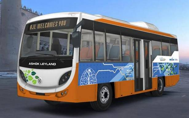 Ashok Leyland to source E-Buses for sustainable employee transportation