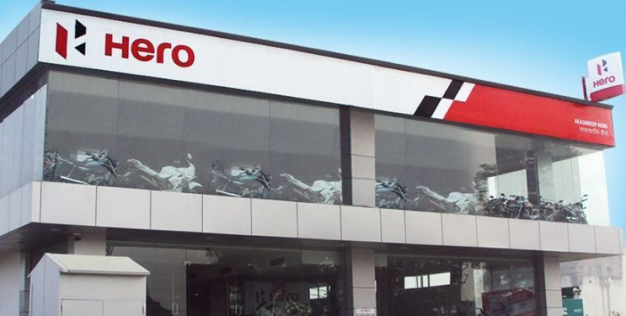 Hero MotoCorp sells 5.77 lakh units of two-wheelers in March '21