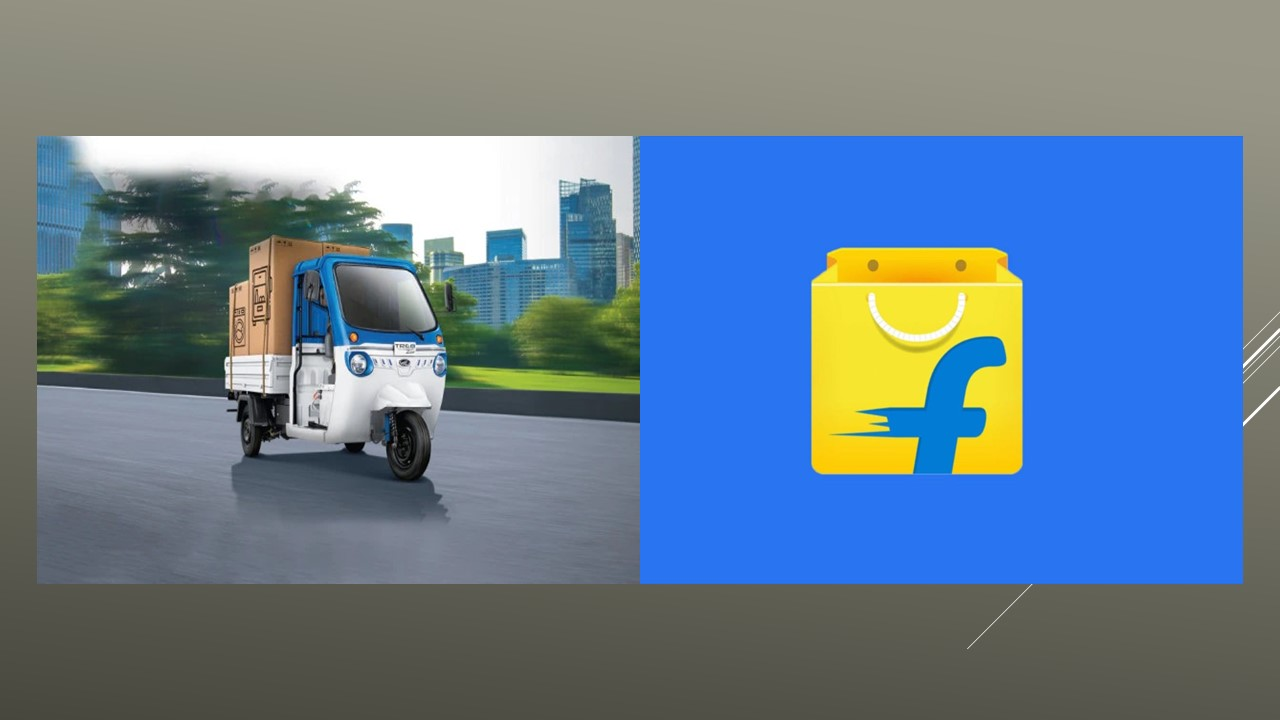 Flipkart partners with EDEL by Mahindra Logistics to speed up EV deployment