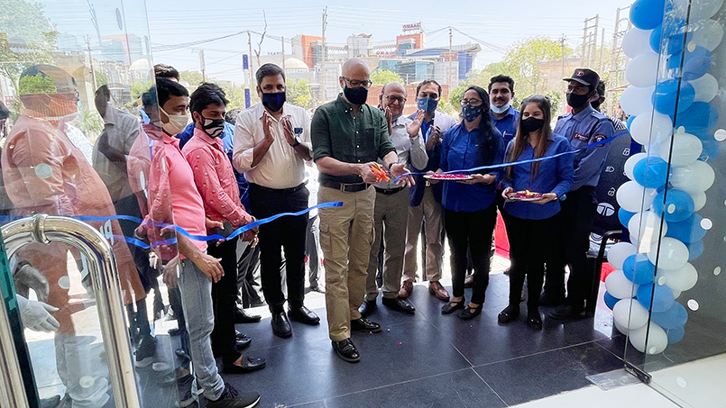 Tata Motors inaugurates 10 new showrooms across Delhi NCR in a day