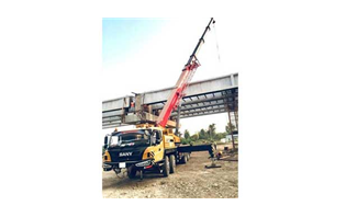 Sany India launches four new CEV BS-IV-friendly truck cranes