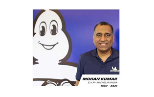 Michelin India head Mohan Kumar succumbs to COVID