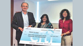 LANXESS supports the cause of education