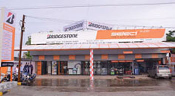 Bridgestone India opens 500th family channel store