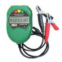 Vehicle Battery System Meter With Printer
