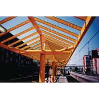 Powder Coating For Steel Structure