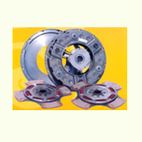 Clutch, Direct Pressure Coil Spring Pull Type