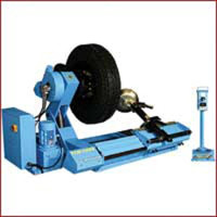 Tyre Changers For Heavy Vehicles, Model TCH 1026
