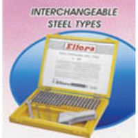Interchangeable Steel Type Punches
