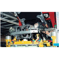 Special Services For Increase In Productivity And  Safety In Automotive Transfer Lines