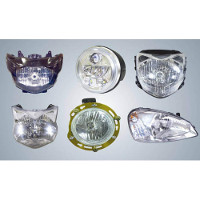 Head Lamps For Two Wheeler