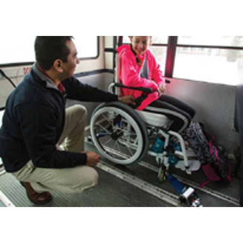 Wheelchair Restraint Systems For Buses