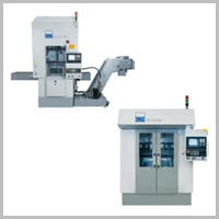 Vertical Multi Spindle Machine