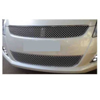 Car Chrome Front Grill